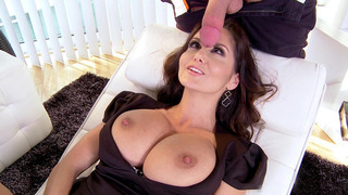 Horny MILF Ava Addams_takes that thick dick in her hungry mouth thumb