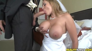 Sexy_bride_Alanah_Rae_cheats_on_her_groom_with_best_friend! thumb