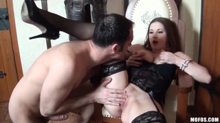 Extreme titjob from sexy hot Nicole Sweet! thumb