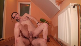 Anka in slut gets fucked hard in a hot amateur video thumb