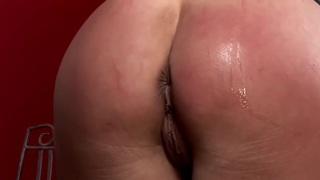 Humilated German Huge-Boobs-Milf hard anal taken thumb