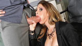 Rachel Roxxx & Billy Glide in Naughty Office thumb