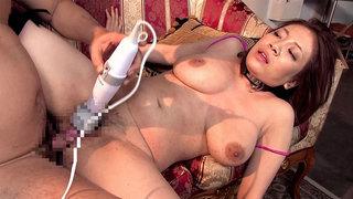 Kinky woman Needs Two Studs thumb