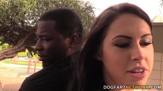 Edyn Blair Gets Creampied By A Black Guy thumb