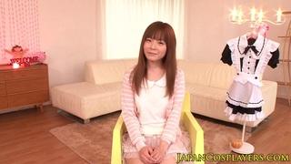 Japanese lolita maid fucked and facialized thumb