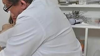 Doctors hidden camera thumb