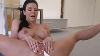 Filthy cock chugging action and hardcore fucking is all Kendra Lust knows thumb
