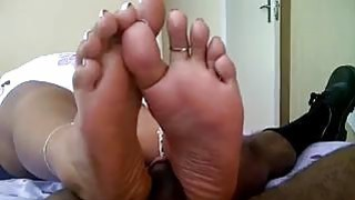 18yo Indian_Gives A Footjob thumb
