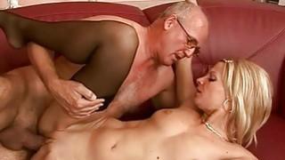 Grandpas and Nasty Teens Sex Compilation thumb