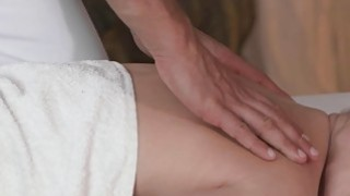 Pierced cunt babe gets_massage massages_european thumb