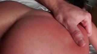 Cunt pounded shy latina in lingerie thumb
