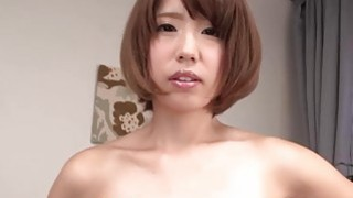 JAPAN HD Japanese Teen cums and makes cum thumb