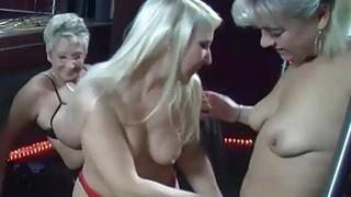 MMV FILMS German Lesbian Group Party thumb