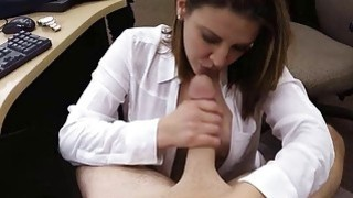 Business woman fucked by pawn man for plane ticket back home thumb