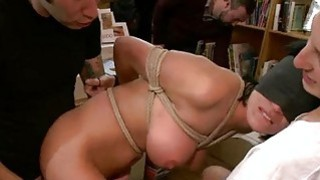 Explicit pussy castigation for an sex slave thumb