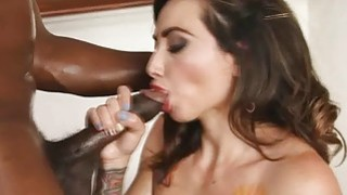Sweet Veronica Layke loves monster dick for her pu thumb