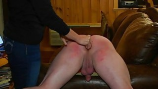 Spanked Hard with the Carpet Beater Free Porn e thumb