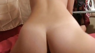 Mindblowing gangbang with lovely college honeys thumb
