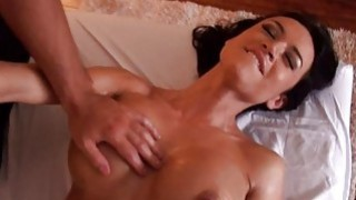 Hunk is_stimulating babes needs with his rubbing thumb