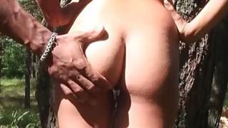 Passionate brunette in amateur porn vid xxx thumb