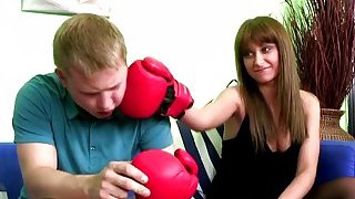 Lexie Owens Gets Banged By Step Brother On Couch thumb