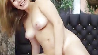 Hot Blonde Pussy Cant_Stand Vibration From PLUSHCAM Lovense Toy thumb