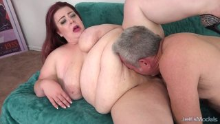 Fat Girl Miss Ladycakes Takes a Cock in Her Pussy and Cum in Her Mouth thumb