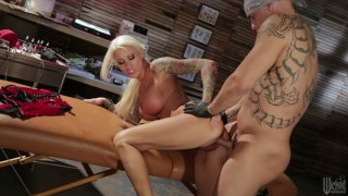 Blonde_milf_Lolly_Ink_rides_and_fucks_young_tattooed_guy thumb