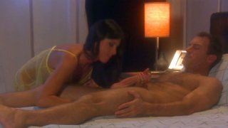 India Summer is giving a hot_blowjob and_gets her pussy fingered thumb