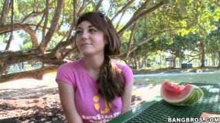Slutty teen Lisa Lexington agrees to make a porn_video thumb