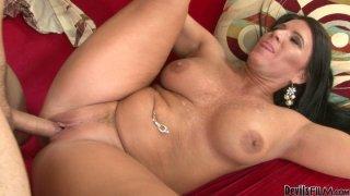 Kendra Secrets likes cock between her palatable butt buns thumb