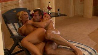 Mesmerizing woman Janet Magical gets banged hard from behind in an awesome sex video made by Private thumb