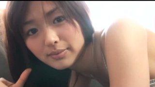 Fresh blossom Hitomi no_Nakani in candid erotic video thumb