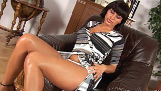 Astounding Latina babe with marvellous body thumb