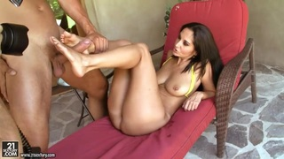 Ava Addams is spending time with her boyfriend thumb