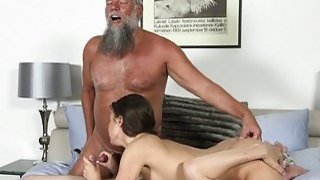 Old_Young_Porn_Group_fucked_Teen_Takes_2_grandpa thumb