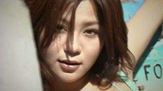 Arousing Japanese beauty Yoko Matsugane demonstrates her goodies thumb
