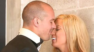 MILF stepmom and her date have sex with a horny teen thumb