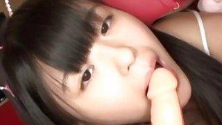 Jav Teen Reina Tsukimoto Teases In Girl Kini thumb