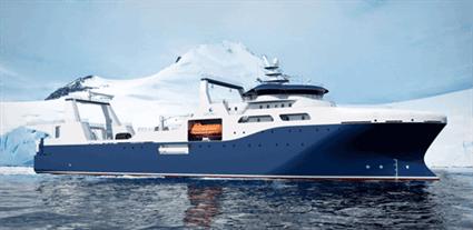 Krillfiskebåt