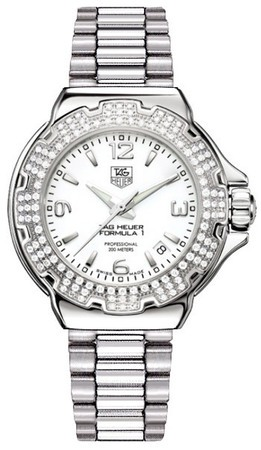Tag Heuer WAC1215.BA0852 Formula 1 Quartz Women's Watch