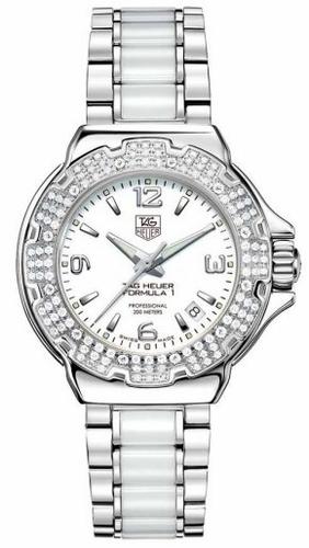 Tag Heuer WAC1215.BA0861 Formula 1 Quartz Women's Watch