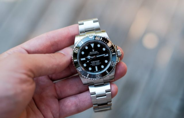 Rolex Submariner 114060 Watch Review