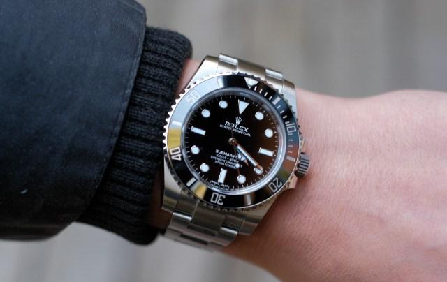 Rolex Submariner 124060 VS 114060 Sizing