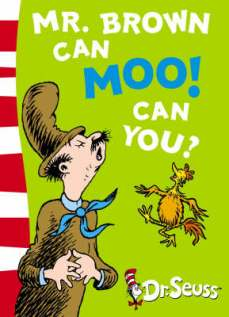 Mr. Brown Can Moo! Can You?: Blue Back Book - Dr. Seuss - Blue Back Book (Paperback)