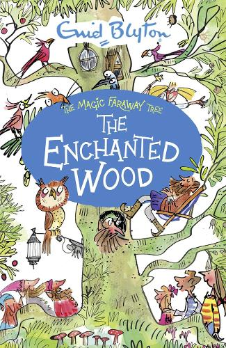 Image result for THE ENCHANTED WOODS