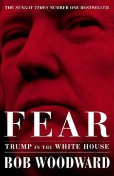 Image result for Fear trump in the White House Bob Woodward