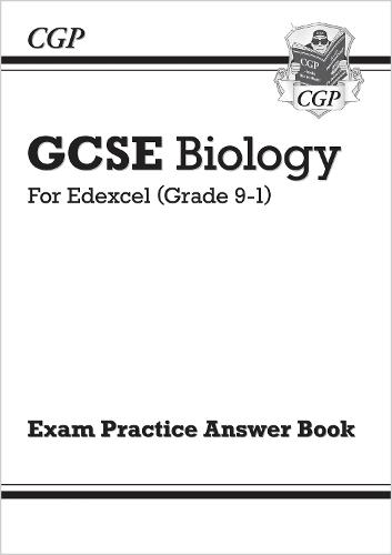 GCSE Biology: Edexcel Answers (for Exam Practice Workbook