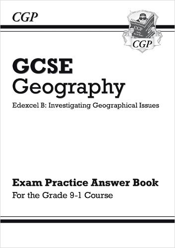 New Grade 9-1 GCSE Geography Edexcel B: Investigating