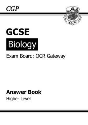 GCSE Biology OCR Gateway Answers (for Workbook) (A*-G